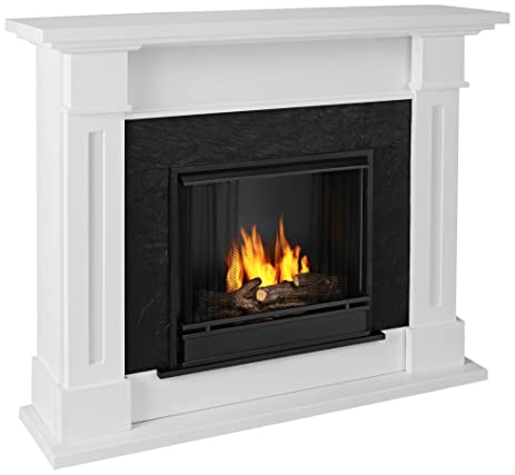Buy Real Flame Kipling Gel Fireplace White: Gel & Ethanol Fireplaces - Amazon.com ? FREE DELIVERY possible on eligible purchases
