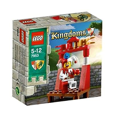 LEGO Kingdoms Castle Set 7953 Court Jester: Toys & Games