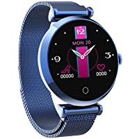 OPTA SB-135 Bluetooth Fitness Smartwatch for Women with Menstrual Assistance