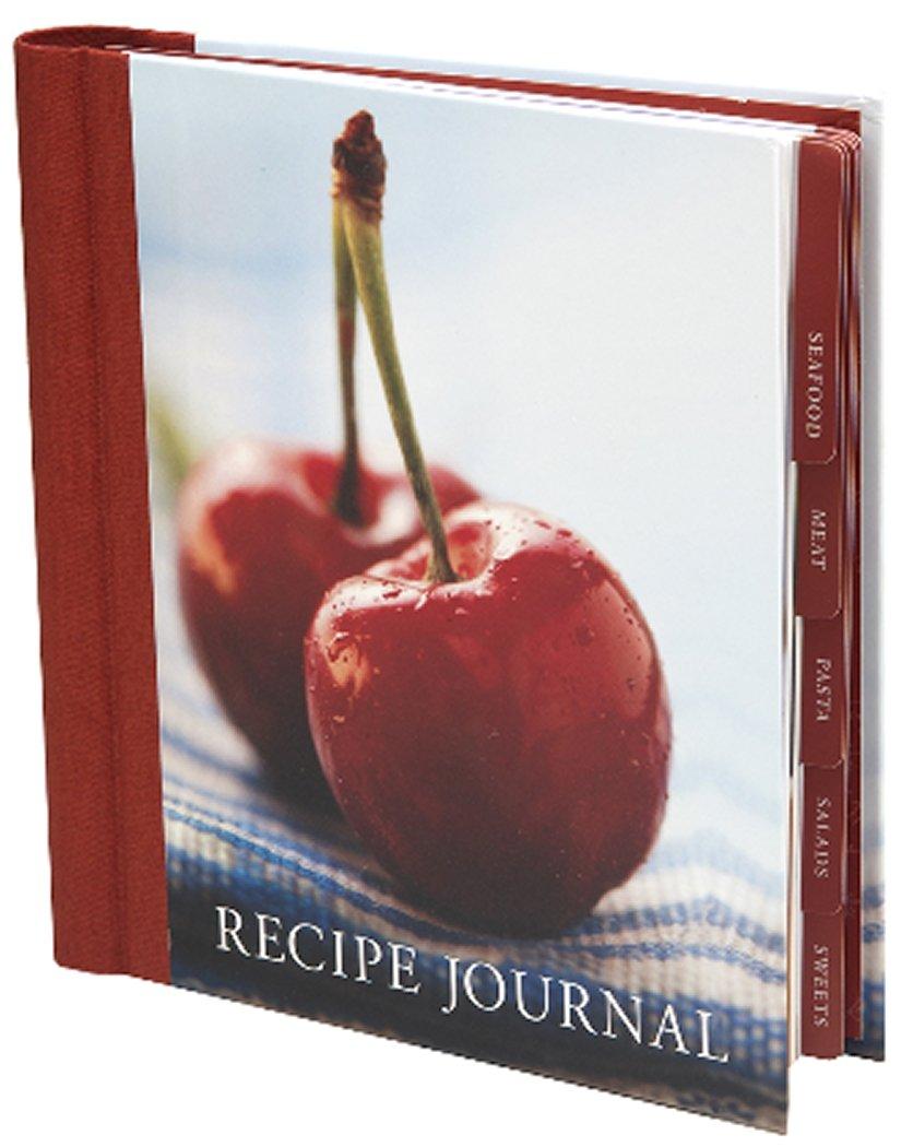 Recipe Journal - Cherry (Recipe Journals) PDF