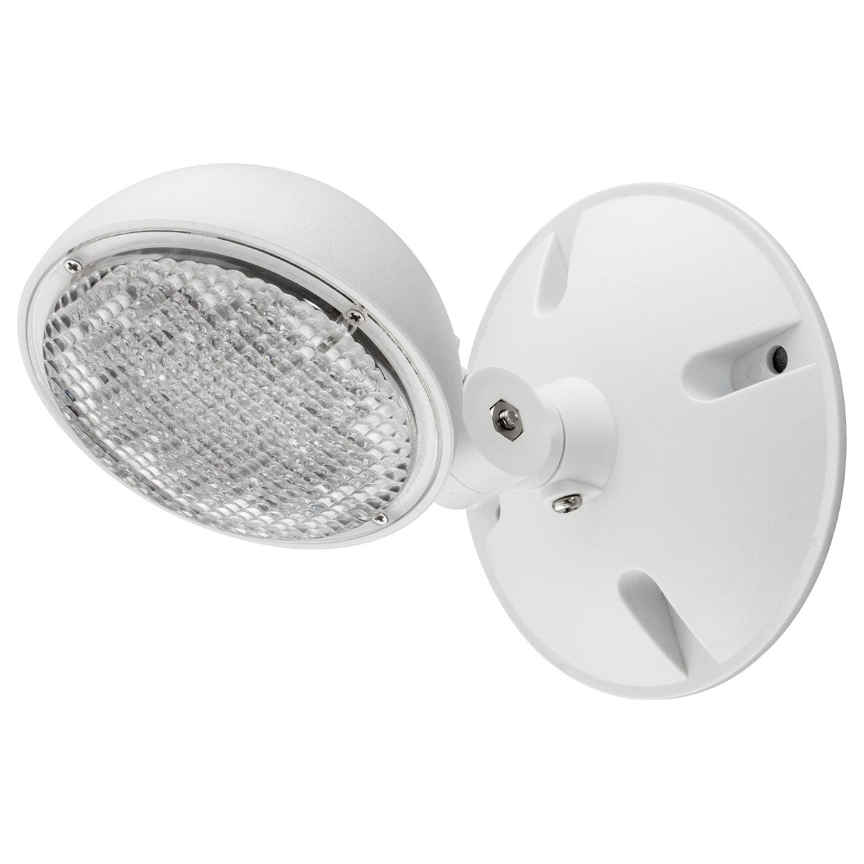 Awesome Compass CORS Hubbell Lighting LED Single Head Emergency Light   Commercial Emergency  Light Fixtures   Amazon.com