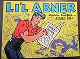lil abner volume - Li'l Abner: Dailies, Vol. 10: 1944