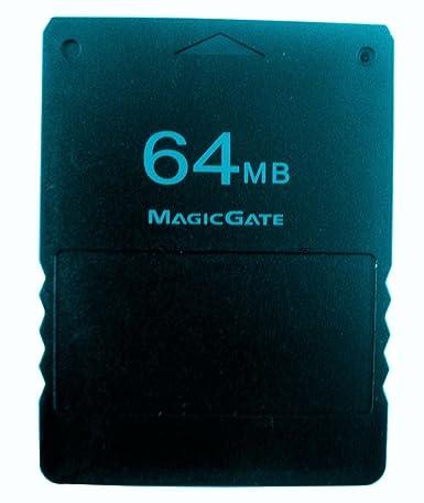 Tarjeta de memoria negra Cartucho de 64 MB para consola Sony ...