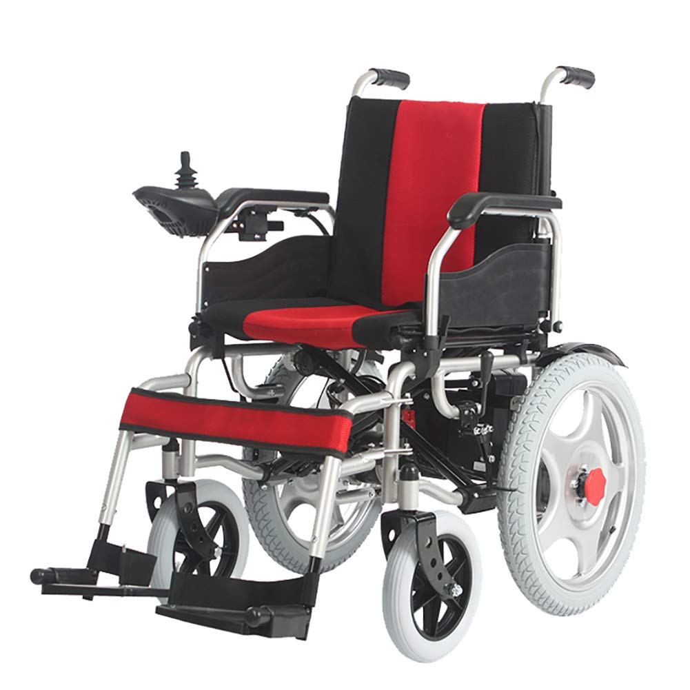 Amazon.com: Electric Power Wheelchair with 360° Intelligent Joystick ...