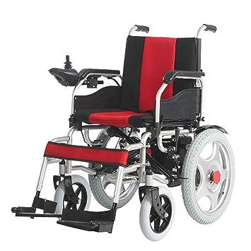 Amazon.com: Silla de ruedas eléctrica con palanca ...
