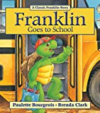 img - for Franklin Goes to School book / textbook / text book