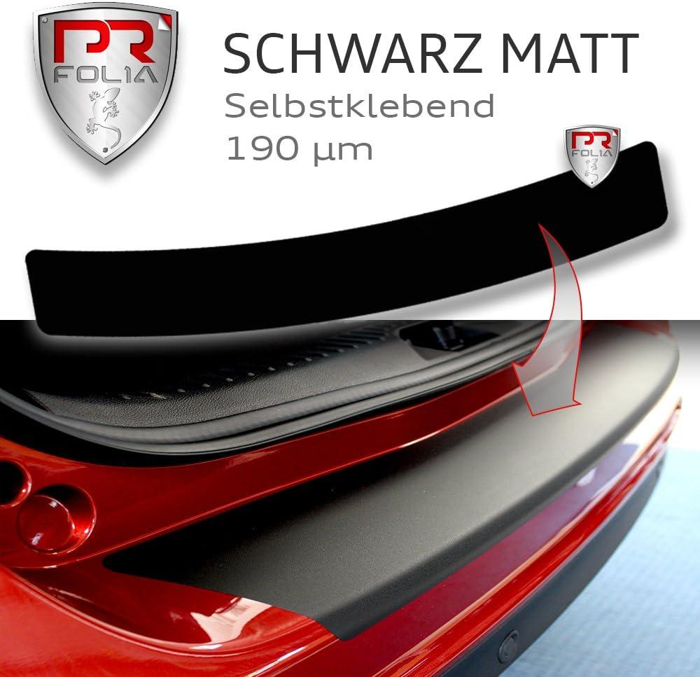 - SCHWARZ Sto/ßstangenschutz Folie Lackschutzfolie 2. Generation, ab BJ 2013 PR-Folia Ladekantenschutz KUGA II