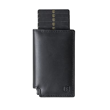 87a7cb40293 Ekster Parliament Slim Leather Wallet- RFID Blocking- Quick Card Access