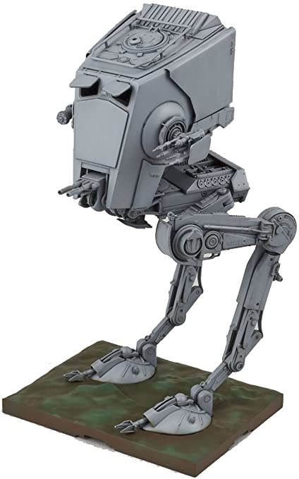 Bandai AT-ST 1//48 Scale Star Wars All Terrain Scout Transport Walker
