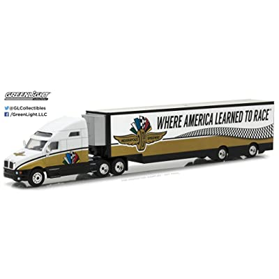 GL Greenlight 1:64 2020 Kenworth T2000 Indy Motor Speedway Transporter Hobby Only: Toys & Games