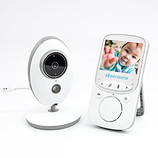 Wireless Video Baby Monitor Digital Camera