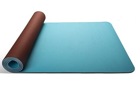 B-fengliu Las colchonetas de Yoga, Antideslizantes Espesan ...