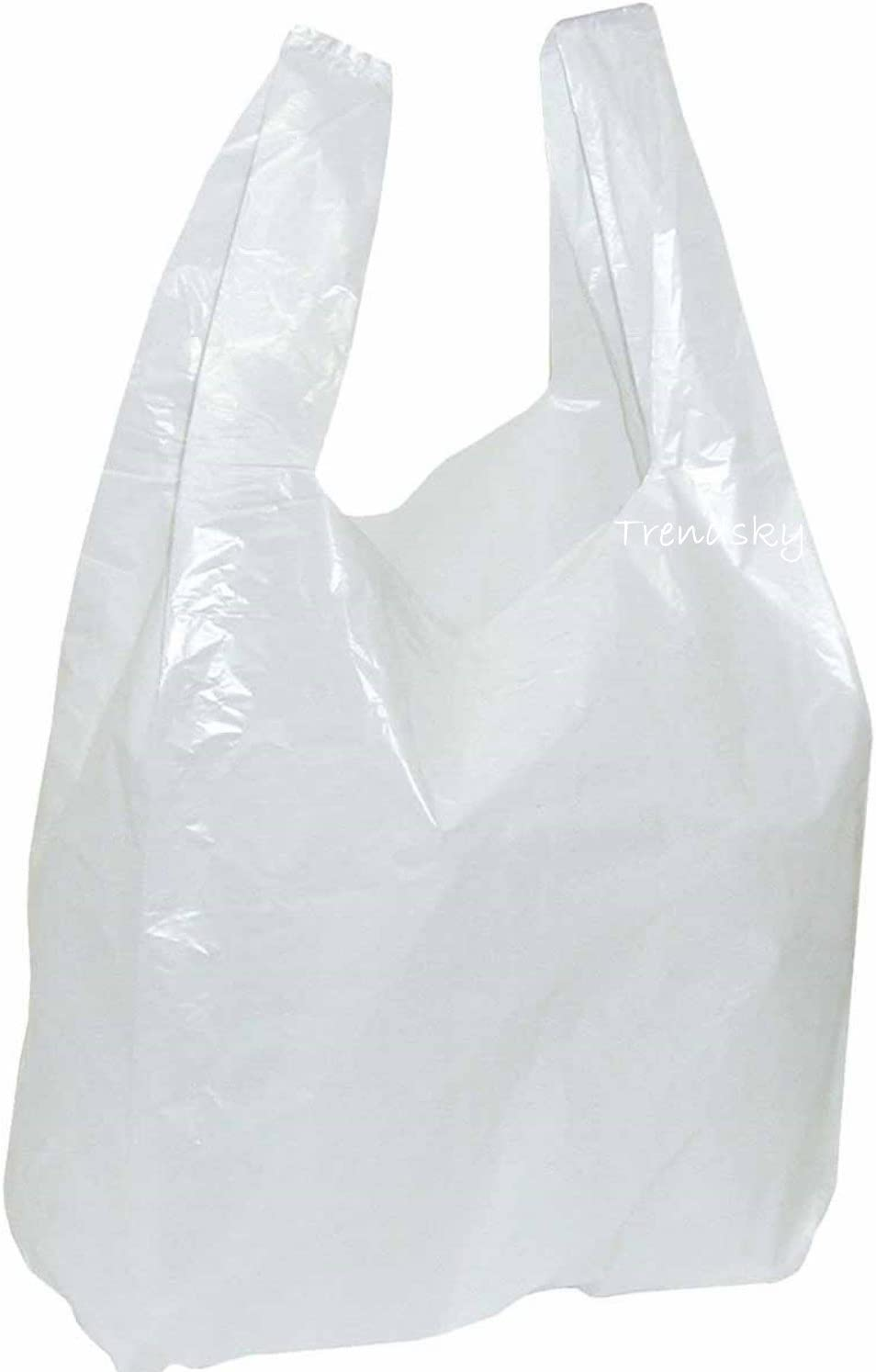 14/x 48/cm Sacchetti Hemdchen Borse Sacchetto Bianco trendsky/® 2000/pezzi 28/
