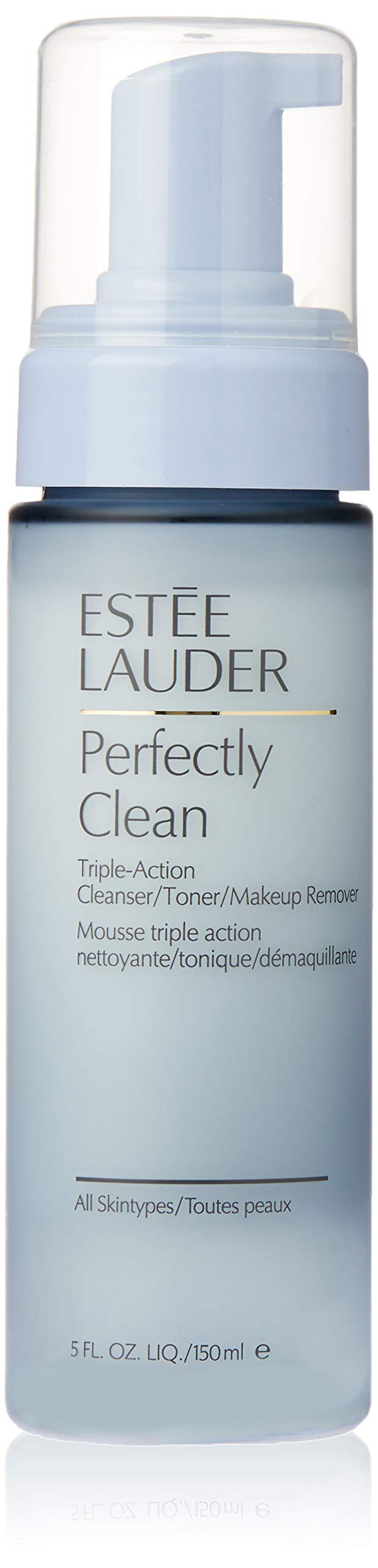Estee Lauder Perfectly Clean Triple Action Cleanser for Unisex, 5 Ounce by Estee Lauder