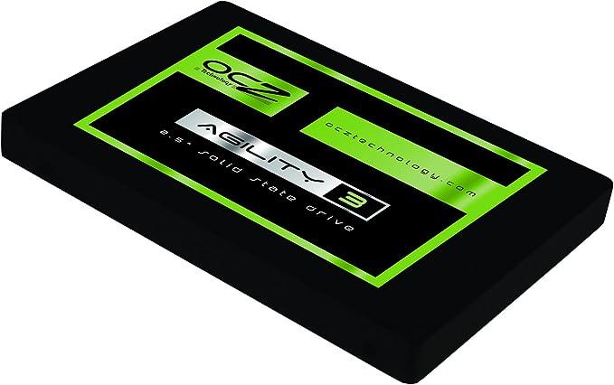 OCZ Agility 3 240GB 2.5 SATA SSD, AGT3-25SAT3-240G: Amazon.es ...