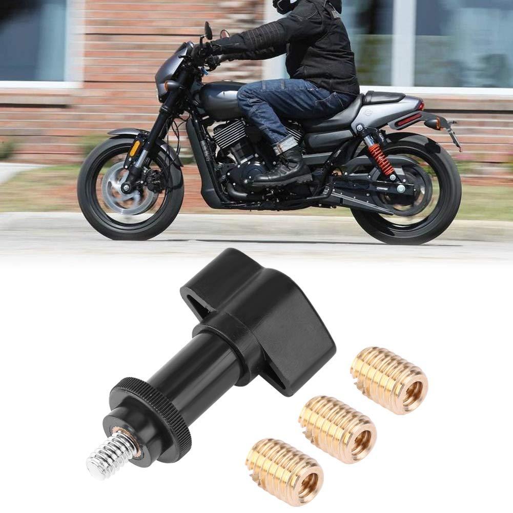 KIMISS Modelli di Batwing Kit di riparazione inserto carena in ottone per Harley Modelli di Batwing Harley-Davidson Kit di riparazione inserto carena in ottone