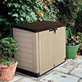 Keter 4 ft. Tall Store-It-Out Max Storage Shed