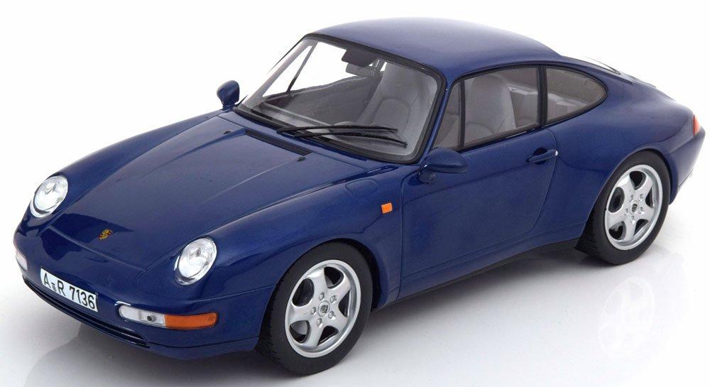 Norev Maqueta de Porsche 911/993 Carrera - 1994 - Escala 1/18: Amazon.es: Juguetes y juegos