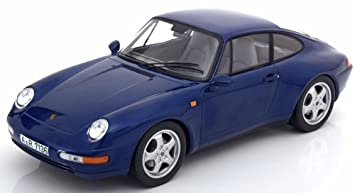 Norev Maqueta de Porsche 911/993 Carrera – 1994 – Escala ...