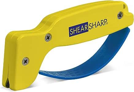 Shear Sharp Scissors Sharpener (002C) Kitchen Shears Sharpening, Carbide Blade