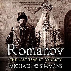 Romanov Audiobook