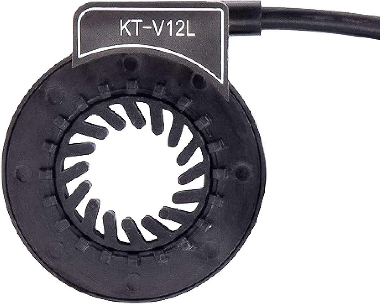 bmc-scooter.com Sensor de Pedal Pas Pedal Assist KT-V12L para 24V 36V 48V e-Bike pedelec