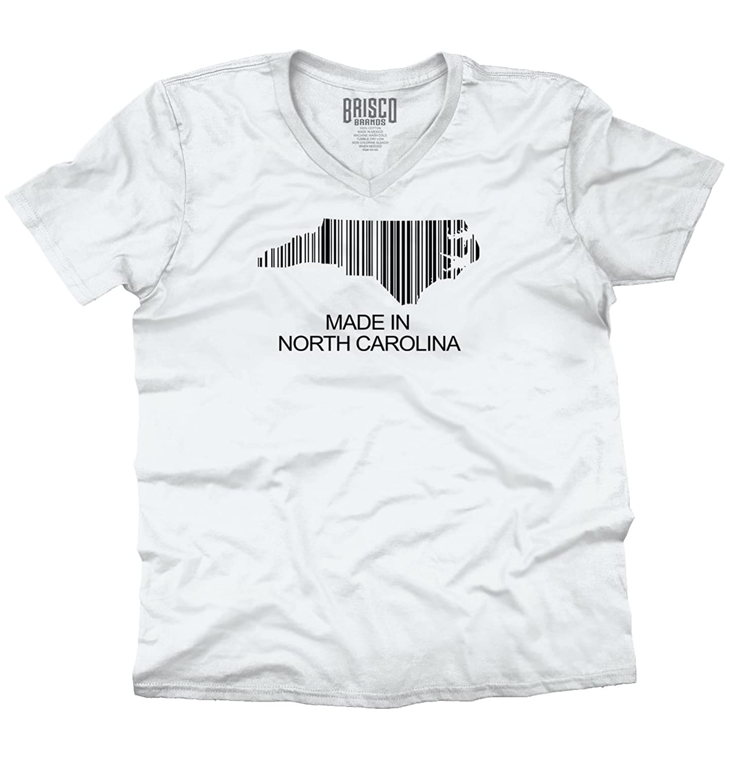North Carolina State Made in North Carolina State Pride Shirt V-Neck T-Shirt