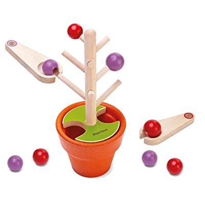 PlanToys 4620 Pick a Berry Game: Toys & Games