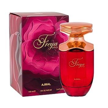 Amazoncom Ajmal Freya Amor For Women Edp Eau De Parfum 100 Ml