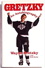 Gretzky: An Autobiography Hardcover
