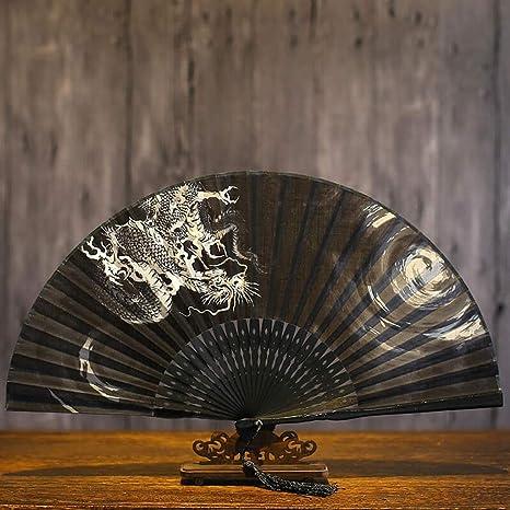 Amazon.com: Xinxinchaoshi Folding Fan Summer Cotton Men's Fan Folding Fan  Ancient Style Male Fan Portable Folding Small Fan Hand Fans: Home & Kitchen