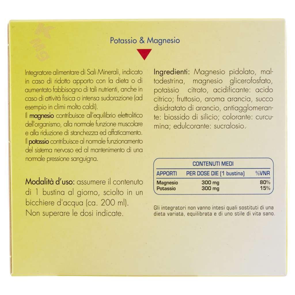 EQUILIBRA Potasio y magnesio * 20 sobres - alimentos: Amazon.es: Salud y cuidado personal