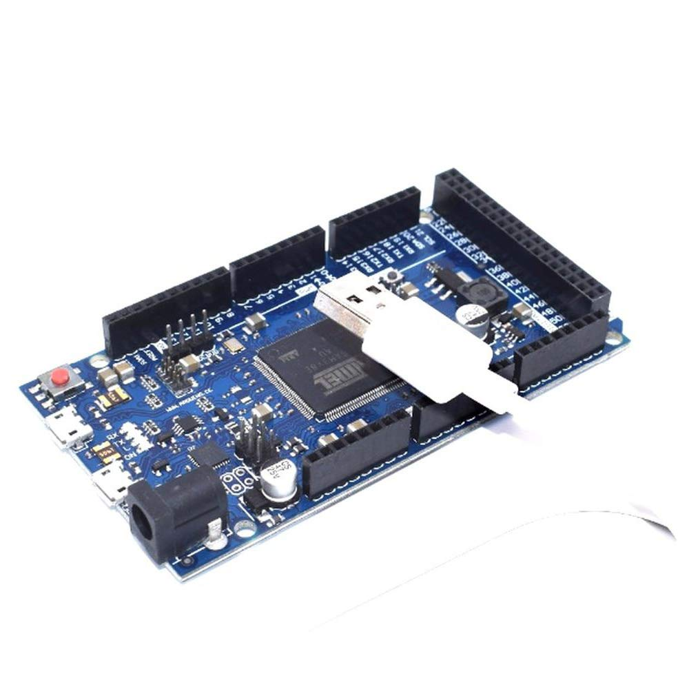 GalaxyElec Due R3 Board ATSAM3X8E ARM Main Control with 1 Meter USB Cable