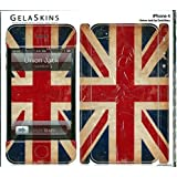 """GelaSkins Protective Skin for the iPhone 4 """"Union Jack"""" with Access to Matching Digital Wallpaper Downloads"""