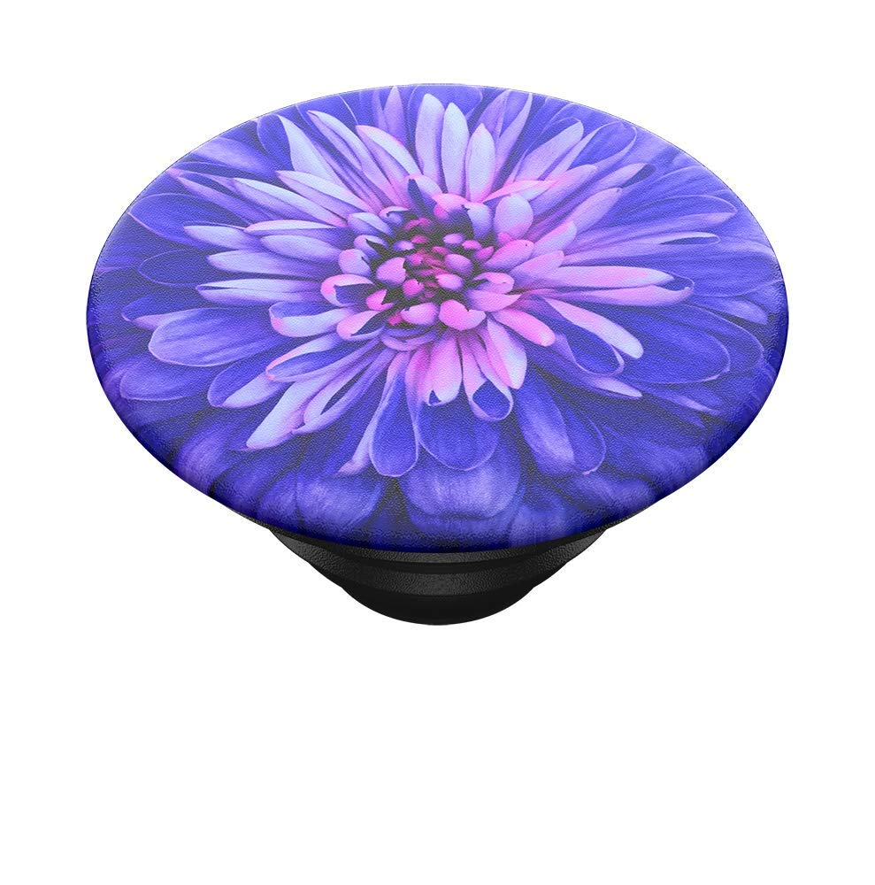 Top only. Base Sold Separately. Otter+Pop /& PopWallet+ PopSockets PopTop Be A Dahlia : Swappable Top for PopGrip Bases PopGrip Slide