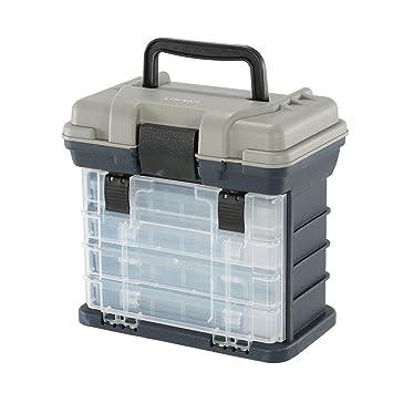 Lixada universal resistente al agua Caja del barco de pesca de mar Equipos de pesca caja de accesorios caja de la caja de Utilidad: Amazon.es: Deportes y ...