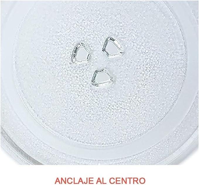 Amazon.com: Balay Daewoo - Tocadiscos para microondas ...