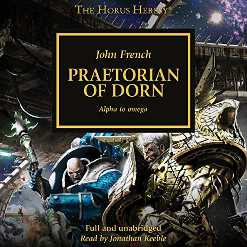Praetorian of Dorn: The Horus Heresy, Book 39