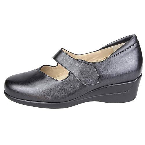 Zapato Ancho Especial con Plantillas extraibles. Capacidad