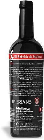 Vino Tinto Iberians Pirata -Edición Limitada- (Mallorca)