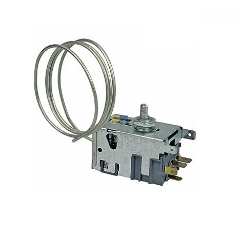 Termostato kühlther mostat Frigorífico Bosch Siemens 607862 00607862