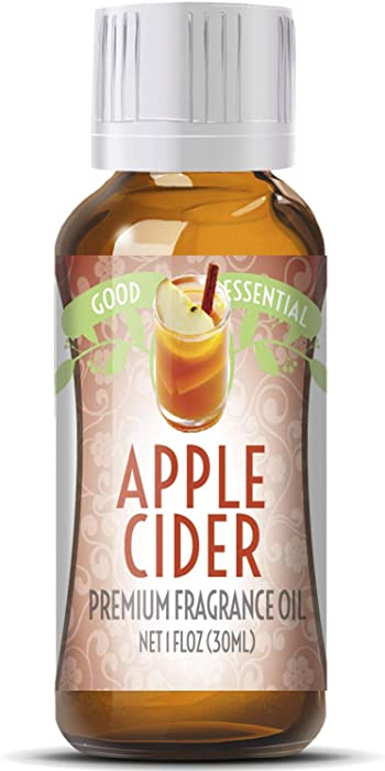 The Best Essential Oils Spiced Apple