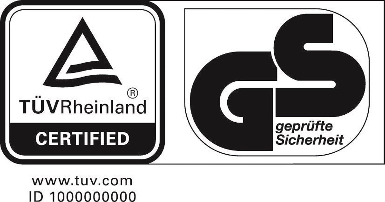 Qualit/ät Made in Europe inkl Ersatzbezug XXL Eurogold Profi B/ügeltischProfessional Harmony Plus 802382 130 x 48 cm