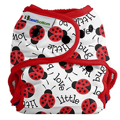 Best Bottom Cloth Diaper Shell-Snap, Little Love