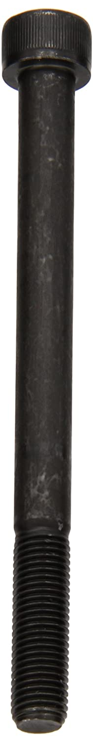 Meets DIN 912//ISO 898 Black Oxide Finish Partially Threaded Alloy Steel Socket Cap Screw Hex Socket Drive Imported Brighton Best 532645 140mm Length M22-2.5 Metric Coarse Threads