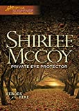 Front cover for the book Private Eye Protector by Shirlee McCoy