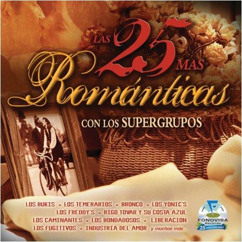 25 Mas Romanticas Max 58% OFF 2021 Supergrupos Con Los