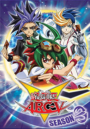 Yu-Gi-Oh! Arc-V: Season 3 ()
