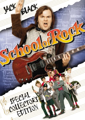 School of Rock (Widescreen Edition) (School Of Rock Jack Black)