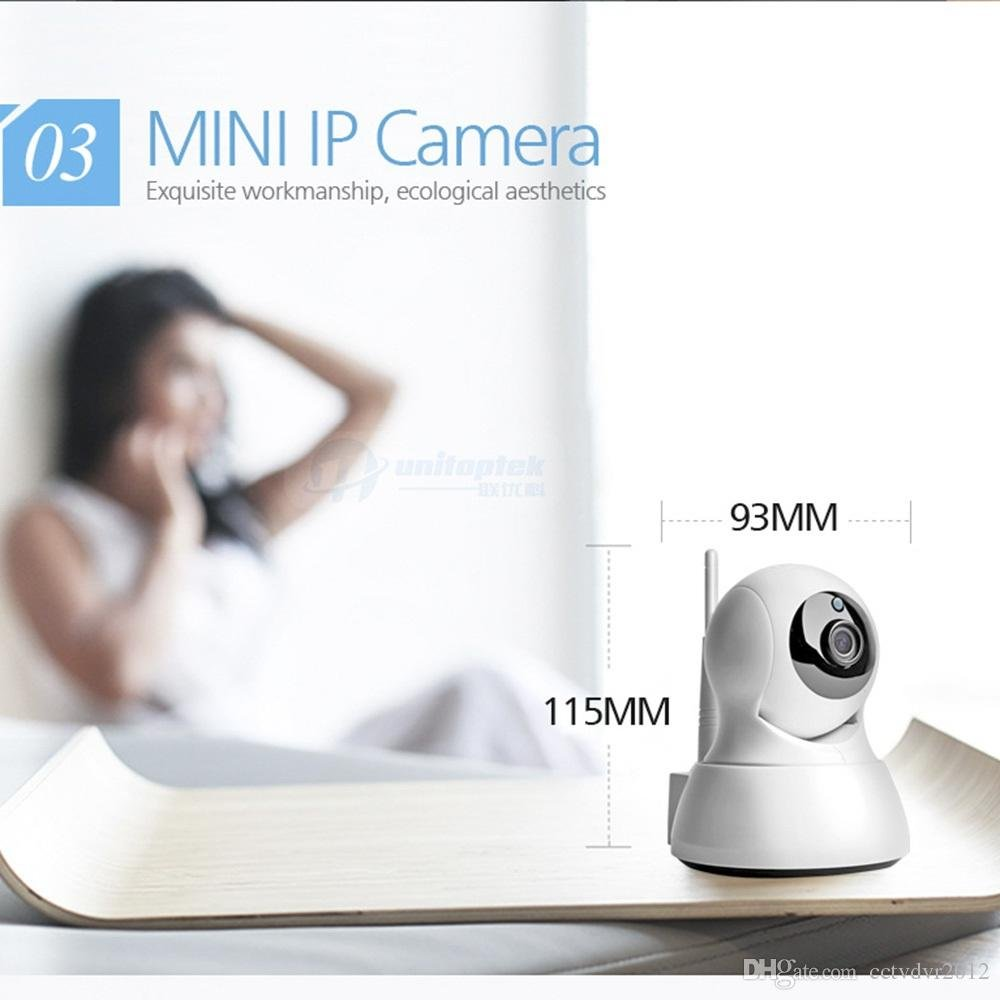 720IP Wifi Security Camera, Nanny Cam, CCTV, Nightvision, Audio Recording, Surveillance Network, Indoor, Outdoor Safety for Home or Office